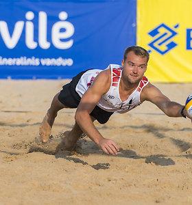 FIVB vienos žvaigždutės turnyras Vilniuje