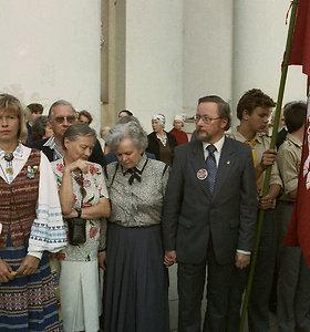 Baltijos kelias Zino Kazėno-Zikos akimis (1989 m. rugpjūčio 23 d.)