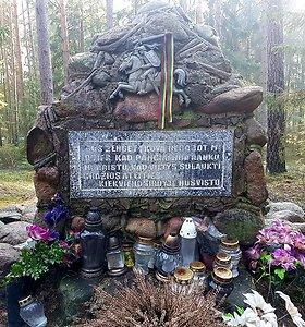 Partizanų istorijos entuziastas atkartojo A.Ramanausko-Vanago žygį