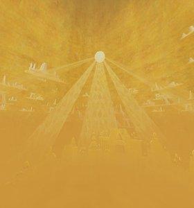 """Virtualios realybės projektas """"Angelų takais"""""""