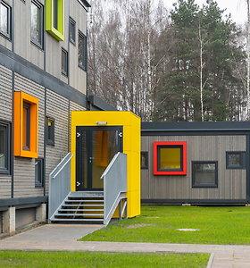 Vilniuje prie darželių atidaromi nauji moduliniai priestatai