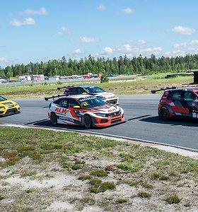 Automobilių istorija keičiasi – TCR oficialiai tapo Baltijos čempionatų dalimi