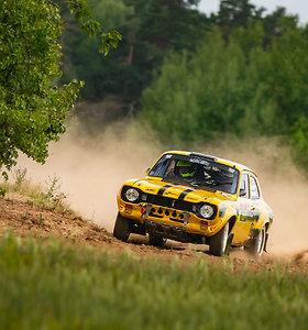 """""""Rally Elektrėnai"""" 2019"""