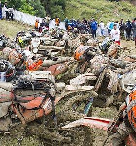 """""""Romaniancs"""" motociklų ralio akimirkos 2019"""
