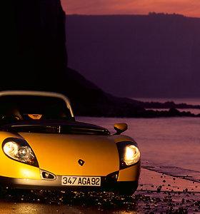 """Renault Spider"" – 25 metai"