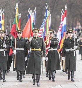 Lietuvos kariuomenės dienos minėjimo šventė