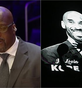 Kai pravirksta net milžinai: jautrus Shaqo išsipasakojimas apie Kobe