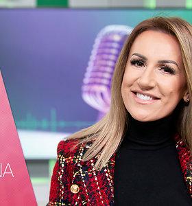 """""""Liekam namie su Elena"""": 40-metį švenčianti K.Zvonkuvienė – apie naują dainą ir motinystę su ašaromis"""