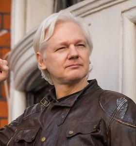Švedijos teismo posėdis dėl J.Assange'o sulaikymo numatomas birželio 3-ąją