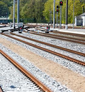 """Ministerija: ES siūlomų lėšų neužteks užtikrinti """"Rail Baltica"""" projektą"""