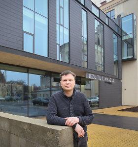 Architektūrologas Almantas Bružas: mieste turi būti statomos ne tik dėžutės
