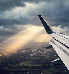 Didžiausia Lotynų Amerikos oro linijų bendrovė LATAM pateikė prašymą dėl bankroto bylos