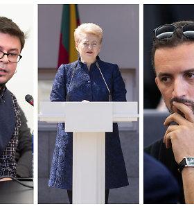 AGATA pripažįsta padariusi komunikacijos klaidą: koncertas D.Grybauskaitei – didelis nesusipratimas?