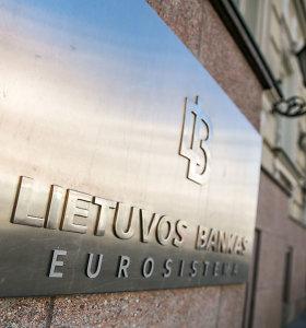 Lietuvos bankas: bankų veiklos sutrikimai mažina pasitikėjimą finansų sistema
