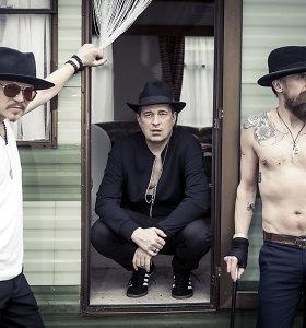 """Prieš koncertus Švedijoje """"Baltic Balkan"""" kviečia į apšilimą baro """"Čingis"""" pramogų rūsio atidaryme"""