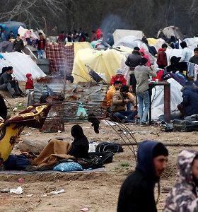 Prastai pasiruošusi ES po penkerių metų sulaukė naujos migrantų bangos