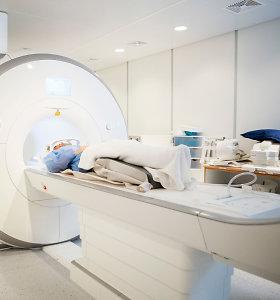 Ar atliekant magnetinio rezonanso tomografijos tyrimus reikia papildomai mokėti už vienkartinius drabužius?