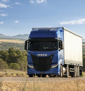Gamtinės dujos sunkvežimiuose: kokie privalumai prieš dyzeliną?