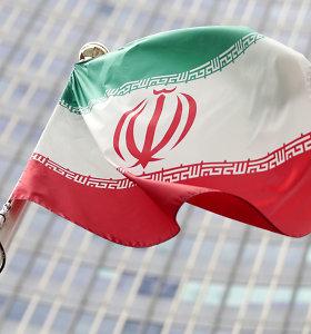 JAV žada naujas sankcijas Iranui