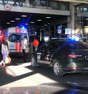 Dėl nepavojingos granatos Norvegijos karių bagaže buvo evakuotas Vilniaus oro uostas