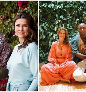 Norvegijos princesės širdį užkariavo šamanas iš JAV: ruošiasi kartu vesti seminarus apie tikrą laimę