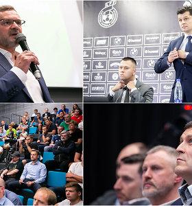 LFF diktatui nepaklusnaus Vilniaus tikslas – išjudinti užrūgusią Lietuvos futbolo pelkę