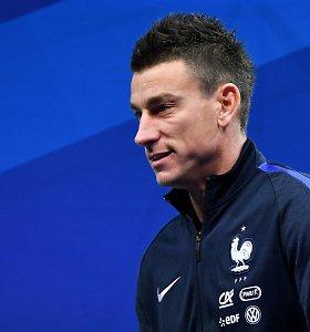 Karjerą rinktinėje baigiantis prancūzas skaudžiai dūrė treneriui D.Deshampsui