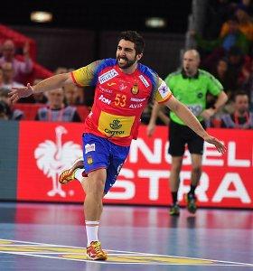Ispanija – naujoji Europos rankinio čempionė
