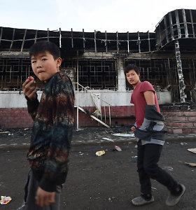 Kazachstane kyla etninė įtampa: pogromas prieš musulmonus pražudė 10 žmonių