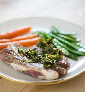Aromatingosios mėtos – gėrimams, sriuboms, mėsai paskaninti. 20 receptų
