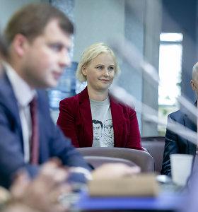 VRK Rūtai Janutienei pritaikė išimtį: teisinės neliečiamybės ji neteks tik po rinkimų