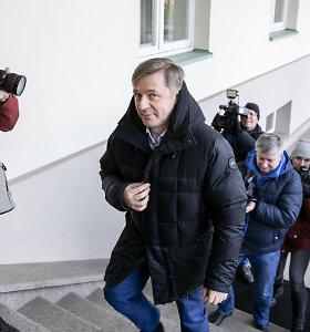 """R.Karbauskio susitikimas su prezidentu G.Nausėda: vienas """"rūkė taikos pypkę"""", kitas – ne"""
