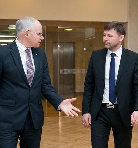 A.Navickas: mokytojų streikas bus, jei Seimas kartu su biudžetu nepriims viešojo sektoriaus strategijos
