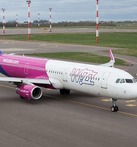 """""""Wizz Air"""" iš Palangos skraidins į Vokietiją"""