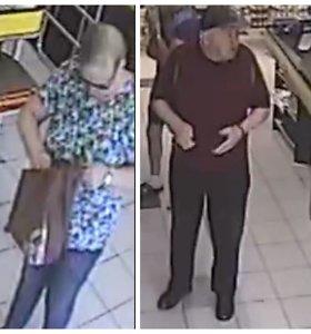 Kauno policija ieško poros, taromate užpuolusios senjorę