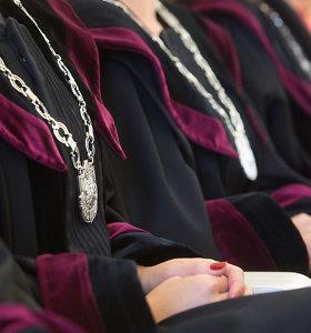 Teisėjų taryba pritarė nepagarbiai bendravusios teisėjos S.Bieliauskienės atleidimui