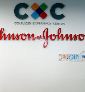 """""""Johnson & Johnson"""" sumokės 8 mlrd. JAV dolerių kompensaciją dėl šalutinio vaistų poveikio"""