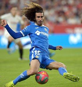 """Kuklioji """"Granada"""" nepasinaudojo galimybe sugrįžti į """"La Liga"""" viršūnę"""