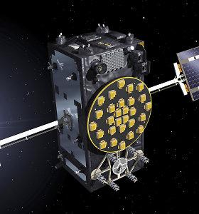 """Europietiška navigacijos sistema """"Galileo"""" vėl veikia"""