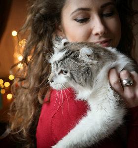 Dainininkė G.Bielskytė: apie meilę gyvūnams ir ypač mylimam riestaausiui Teofiliui
