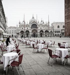 Iš karantino atbunda ir Venecija, o vietiniai kalba – gal koronavirusas miestui suteikė ilgai lauktą šansą?