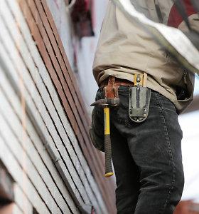 Statybų įmonei ir jos direktoriui – baudos dėl nuslėptų beveik 33 tūkst. eurų mokesčių