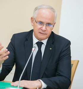 Švietimo ministras žada aiškintis situaciją Kazlų Rūdoje