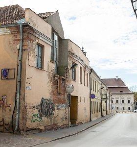 """Kauno kova prieš pastatus """"vaiduoklius"""": inicijuoja įstatymo pataisas dėl nekilnojamo turto mokesčio"""
