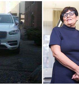 Karaliaus Mindaugo centras pardavė prabangų automobilį, ten nebedirba įstatymus pažeidę L.Anužienės pavaduotojai
