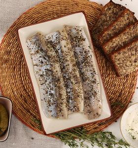 Silkė be aliejaus žinomiems patiekalams išryškina naują skonį. Išbandykite 3 receptus