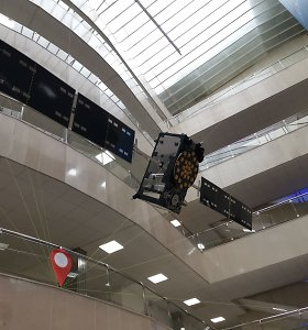 """Oficialią tarnybą pradeda Europos navigacijos sistema """"Galileo"""" – siūlys keletą naujų """"fokusų"""""""