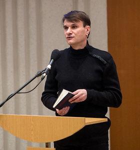 Poetas Rimvydas Stankevičius: fantaziją turime visi, bet asmenybę bukina rutina