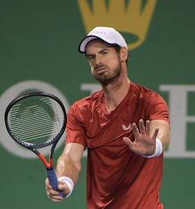 "Smūgis Andy Murray ambicijoms – privalės praleisti ""Australian Open"""