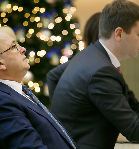 Pirmininkauti posėdžiams privalantis Kauno meras burną aušina retai: tai teisės aktų pažeidimas?